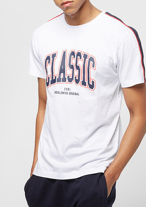 Cayler & Sons BL Worldwide Classic Tee white/navy