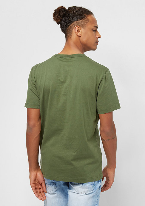 Cayler & Sons PA Icon htr olive/white