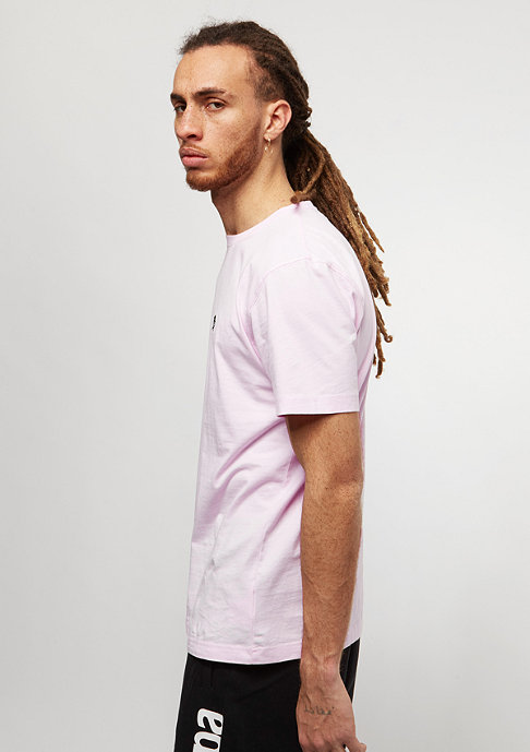 Cayler & Sons PA Small Icon Tee pale pink/black
