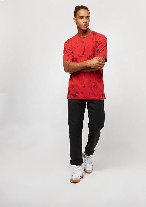 LRG Mixtape Knit red