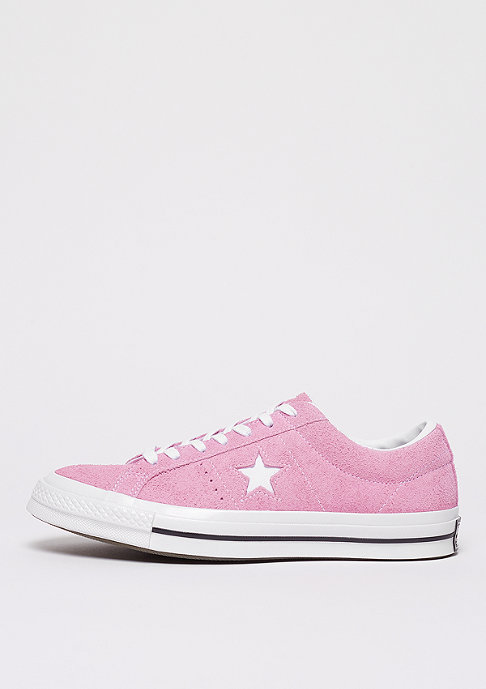 Converse One Star Ox light orchid/white/black