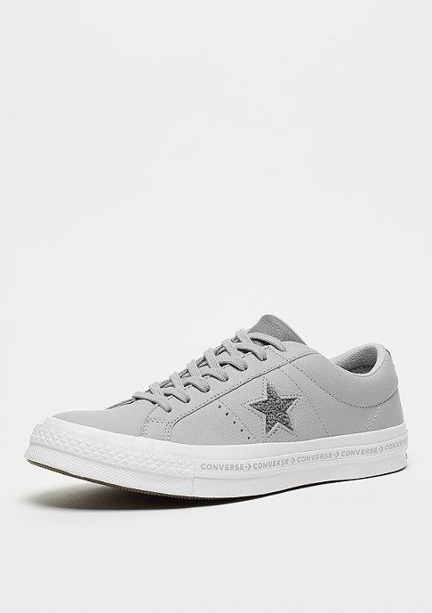 Converse One Star Ox wolf grey/ccol grey/white/black