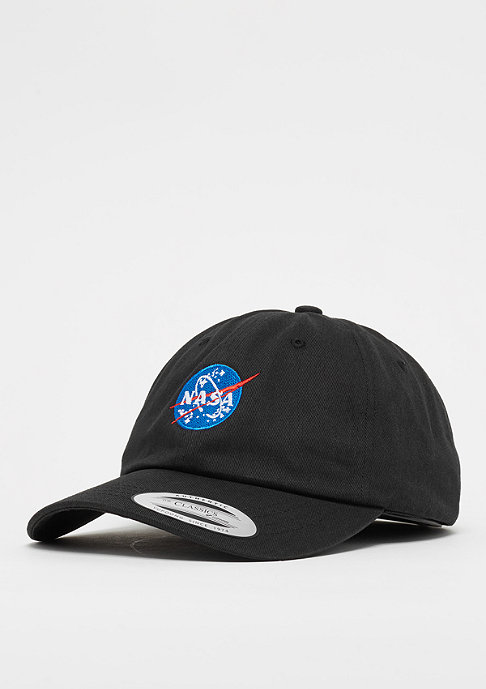 Mister Tee NASA Dad Cap black
