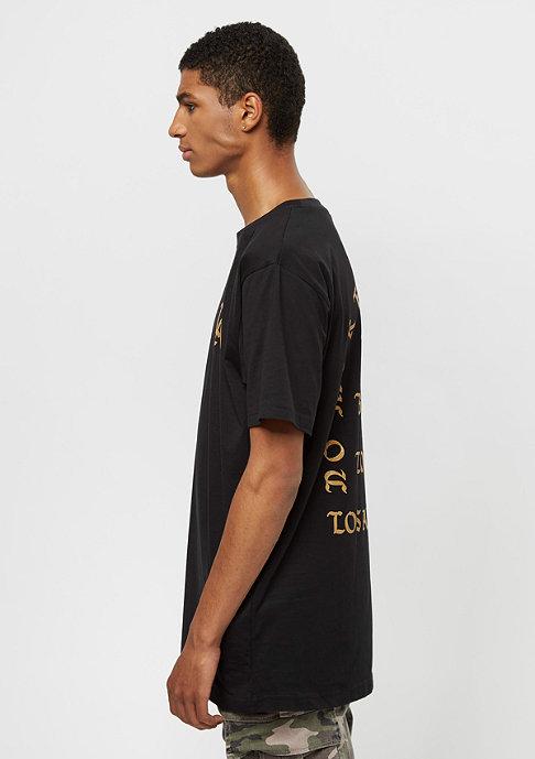 Mister Tee LA black/gold