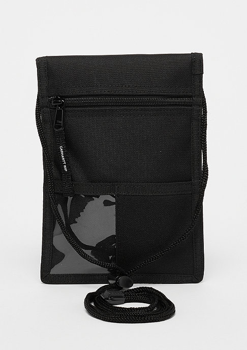 Carhartt WIP Collins Neck Pouch black