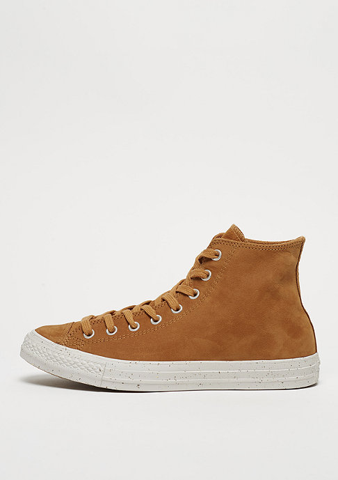 Converse Chuck Taylor All Star Nubuck Hi raw sugar/malted/pale putty