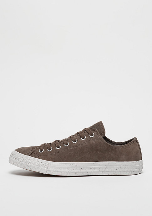 Converse Chuck Taylor All Star Nubuck Ox engine smoke/malted