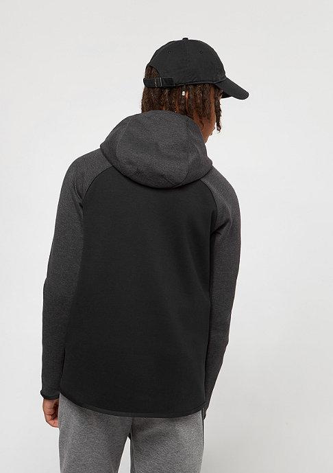 NIKE Tech Fleece black heather/anthracite