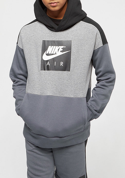 NIKE Junior NK Air carbon heather/black/dark grey/white