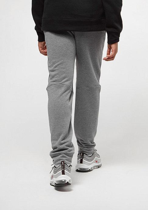NIKE Junior Dry Pant Taper Fleece carbon heather/black