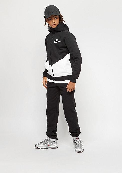 NIKE Junior Track Suit Core black/white/white