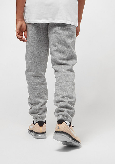 NIKE Junior Track Suit Core dk grey heather/dk grey heather/white