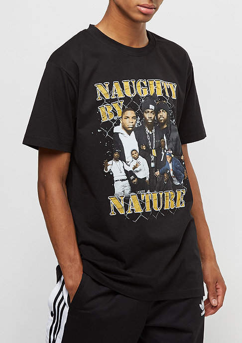 Artist by Mister Tee Naughty by Nature 90s black