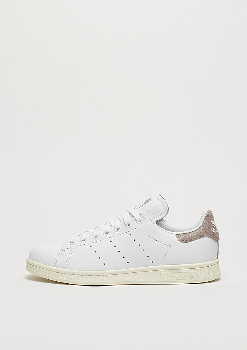 adidas Stan Smith W Cracked Leather white/white/vapour grey