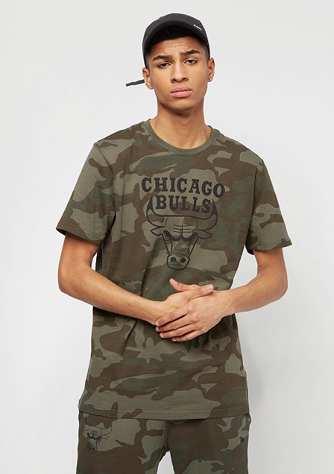 New Era BNG Chicago Bulls new olive