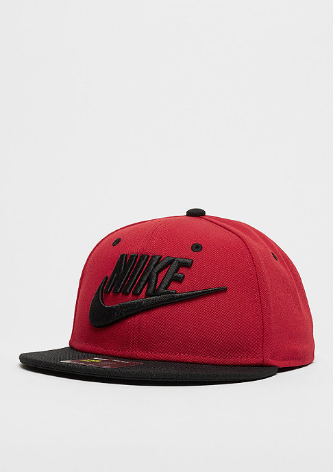 NIKE Y NK True Futura gym red/black/black