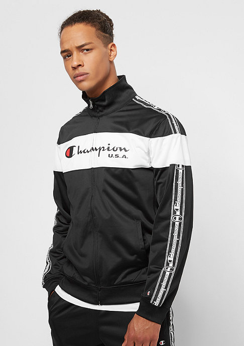 Champion Tracksuit black