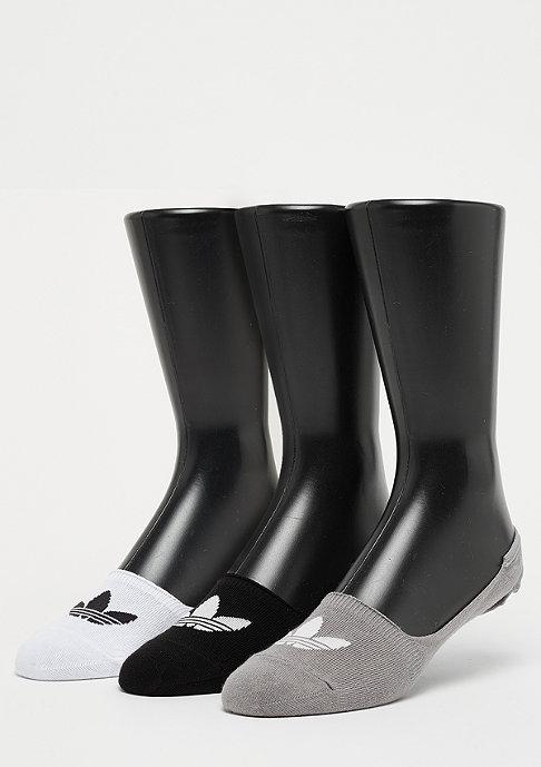 adidas Low Cut 3PP black/white