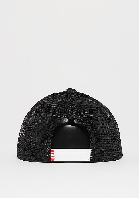 adidas Trefoil Heritage black/white/hi res red
