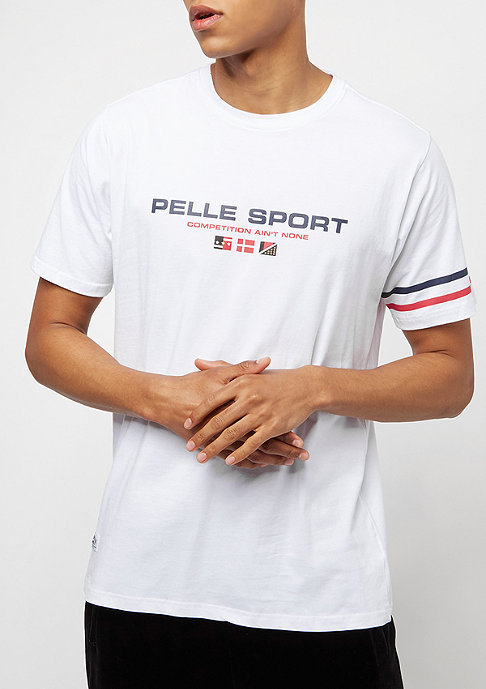 Pelle Pelle No Competition white