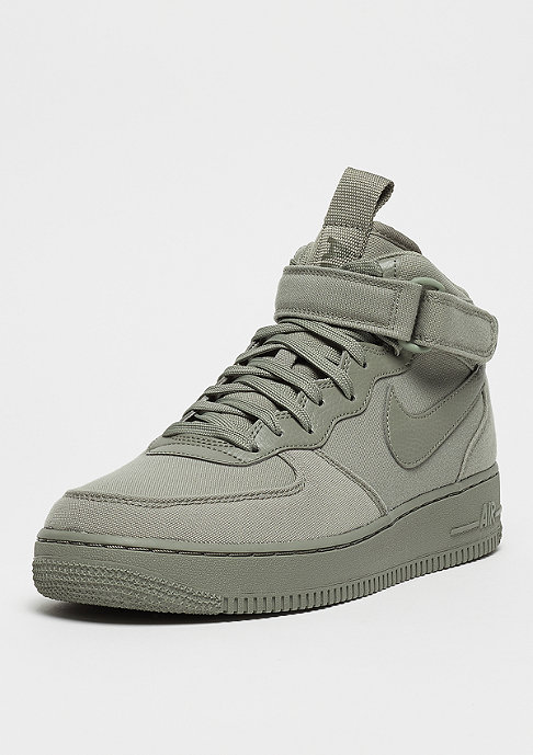 NIKE Air Force 1 mid dark stucco/dark stucco-twilight marsh