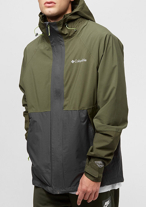 Columbia Sportswear Evolution Valley shark/peatmoss/fission