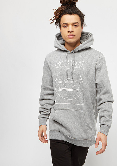 Supra Lines grey heather