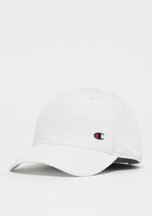 Champion Baseball Cap white