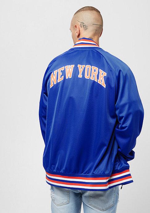 Mitchell & Ness NBA Top Prospect New York Knicks royal