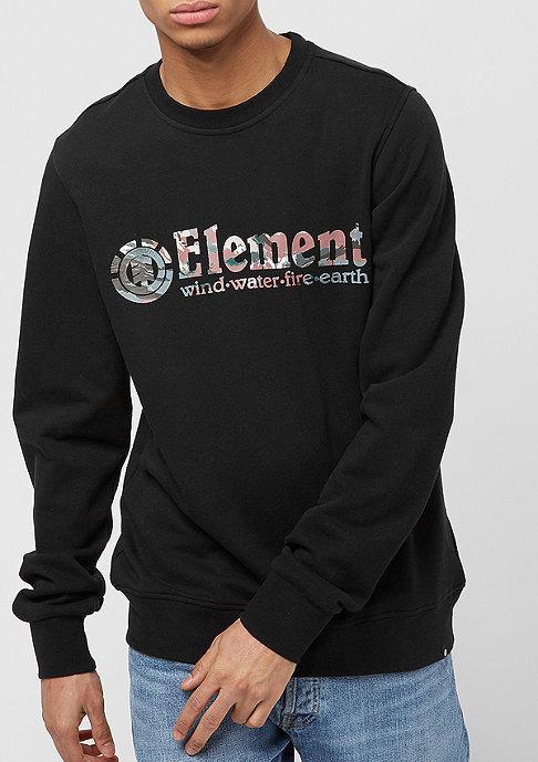Element Horizontal Fill flint black