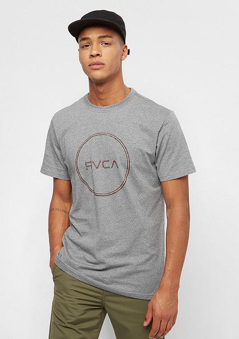RVCA Motors Standard athletic heather