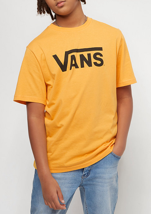 VANS Junior Classic orange pop/black