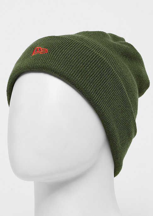 New Era Original Cuff Knit  nov/org