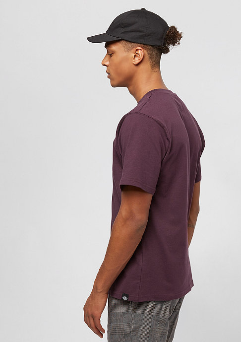 Dickies Horseshoe maroon