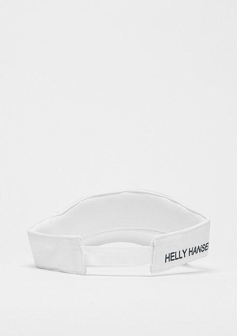 Helly Hansen Logo Visor white