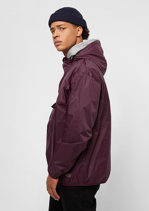 Dickies Centre Ridge maroon
