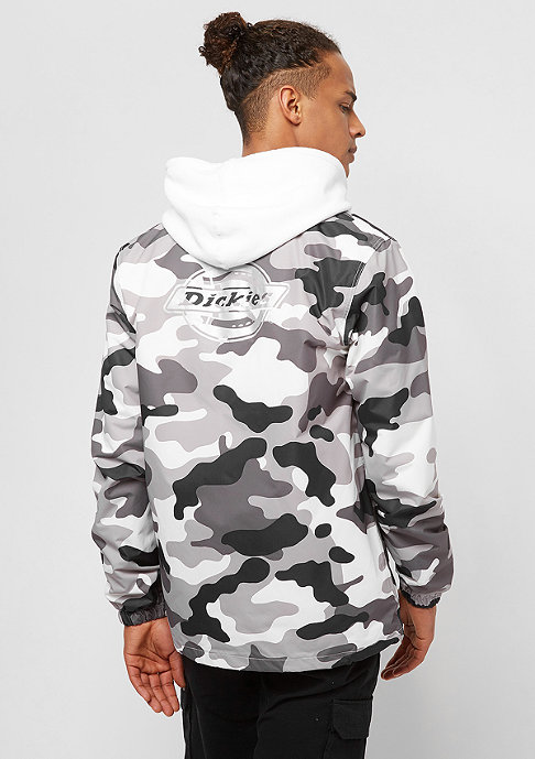 Dickies Summerfield white camo