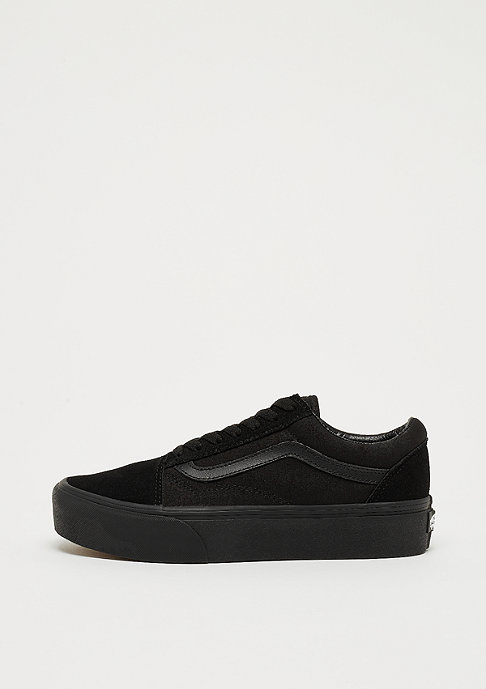 VANS UA Old Skool Platform black/black