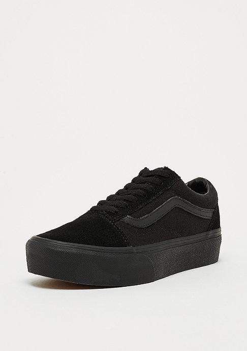 VANS UA Old Skool Platform black/black