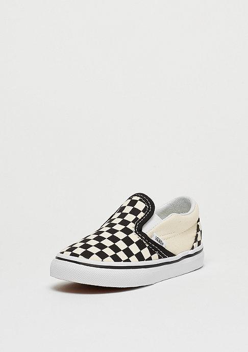 VANS TD Classic Slip-On Black White Checkerboard
