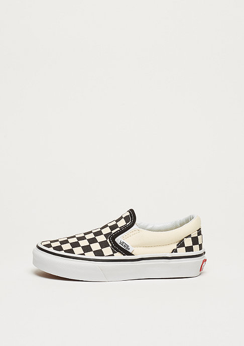 VANS UY Slip-On Checkerboard White/Black