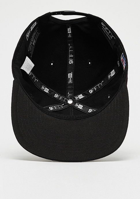 New Era 9Fifty NFL Oakland Raiders Statement offical team colour blk