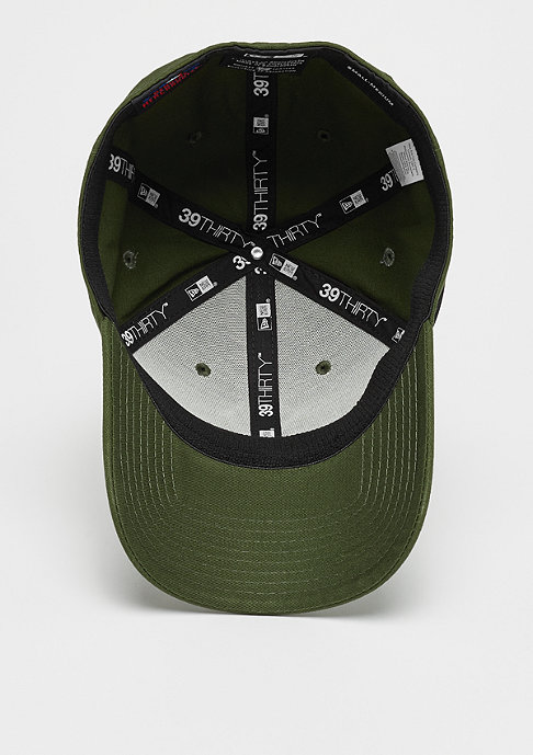 New Era 39Thirty MLB New York Yankees League Essential rifle green