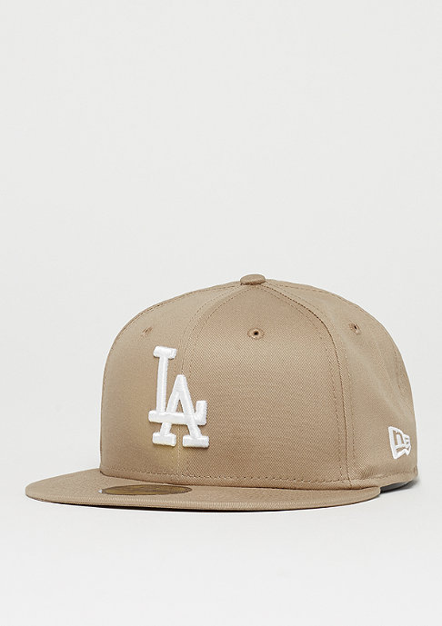 New Era 59Fifty MLB Los Angeles Dodgers League Essential cam/whi