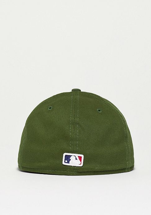 New Era 59Fifty MLB New York Yankees League Essential rig/whi