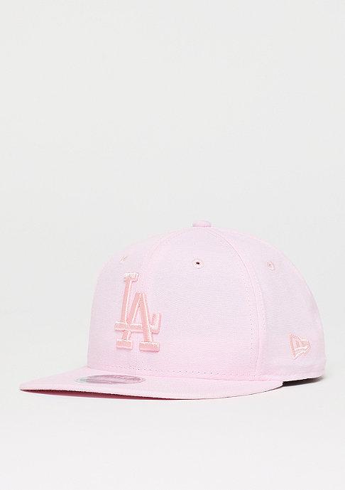 New Era 9Fifty MLB Los Angeles Oxford pink