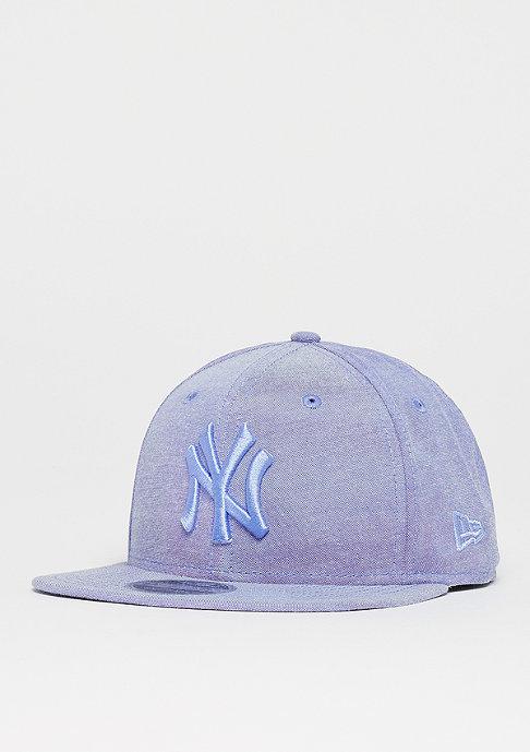 New Era 9Fifty MLB New York Yankees Oxford sky blue