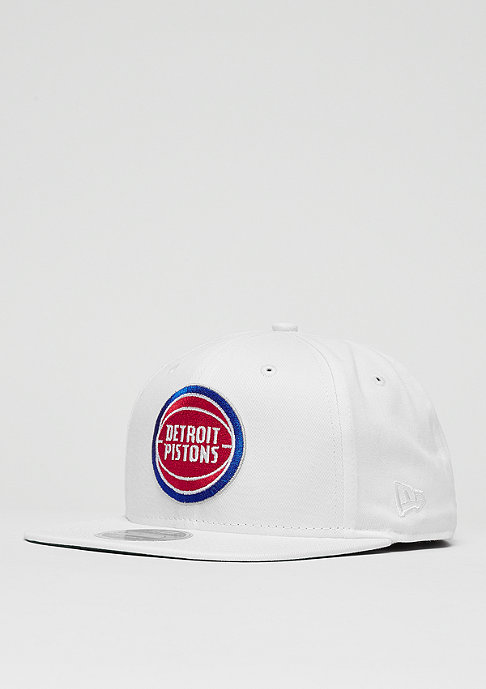 New Era 9Fifty NBA Detroit Pistons Classic offical team colour