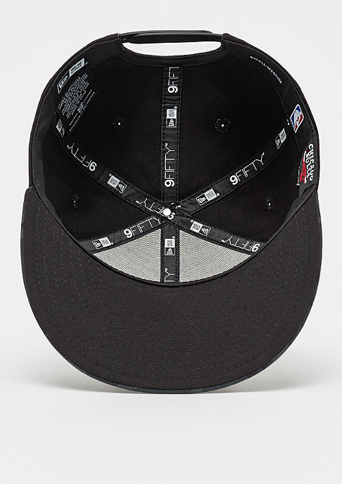 New Era 9Fifty NBA Chicago Bulls Team Camo black/multi coloured
