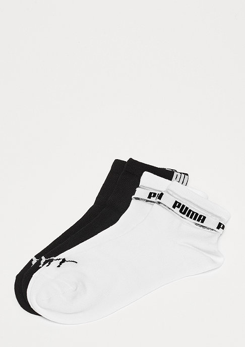 Puma Quarter 2P white/black
